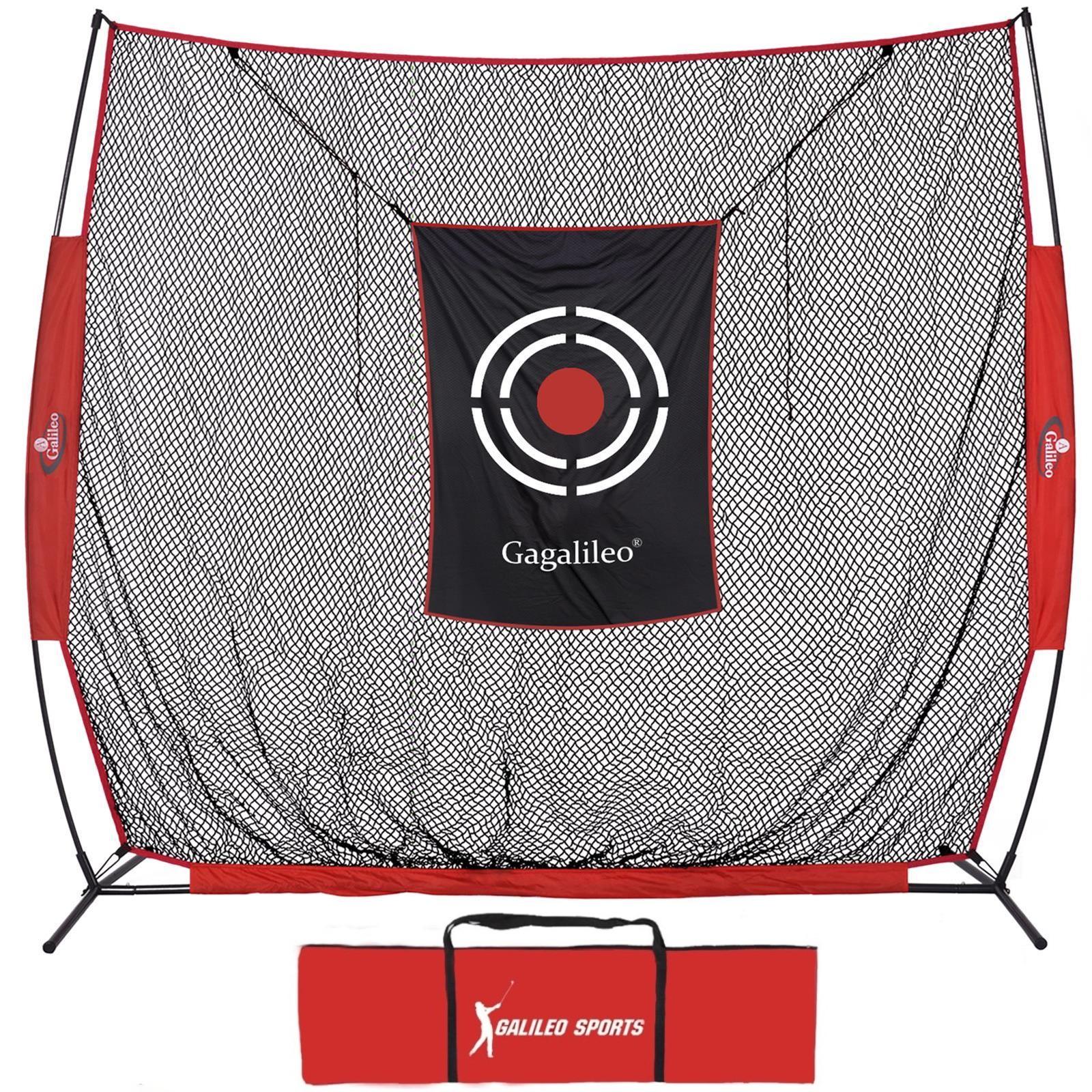 再再販 人気の製品 ゴルフネット ゴルフ練習ネット ゴルフヒッティングネット 2.4x2.1m キャリーバッグ付き