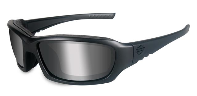 【Harley Davidson by WILEY X】Gem SilverLens Sunglasses★取り外し可能なシールブロック★風ほこり破片寒さを跳ね返します!H-D専用設計レンズ(PPZ)高性能偏光・[付属]クラムシェルケース、クリーニングクロス、ストラップ:HDGEM04(アクセサリー・サングラス・メガネ)