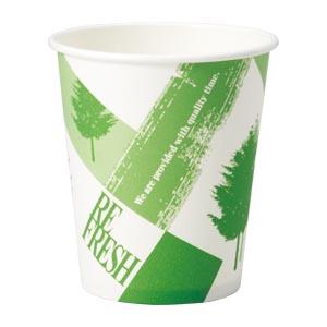 ヤマミズ Eco茶友 やすらぎ カップ 7オンス(205ml)