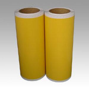 マックス ビーポップシリーズ 専用シート(300タイプ) 規格:環境対応シート(屋内使用2年程度)(黄)