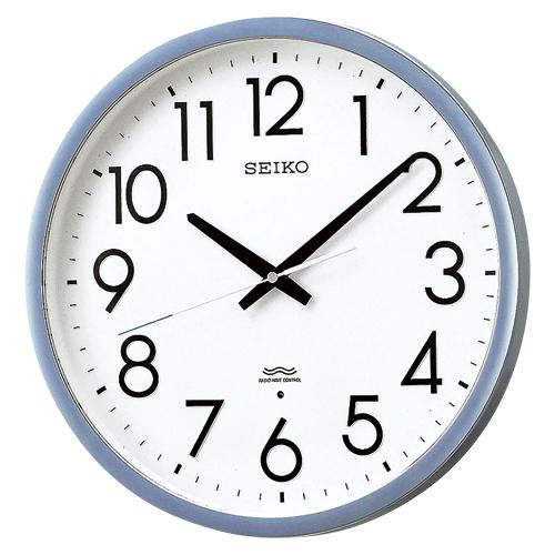 全商品ポイント2~10倍27日23時59分まで/セイコー 掛時計 (電波時計)