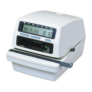 アマノ 電子タイムスタンプ 外寸:幅170×奥224×高163mm