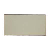 クラウン 掲示板 壁掛用 ベルフォーム貼・アルミ枠 色(アイボリー) 外寸:横1800×縦900mm