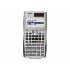 カシオ 金融電卓