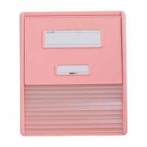 リヒトラブ カードインデックス A4 11ポケット(ピンク)