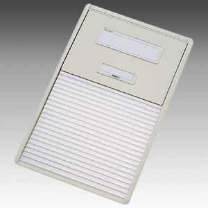 リヒトラブ カードインデックス A4 21ポケット