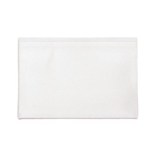 ¥5,000以上送料無料  共栄プラスチック パールソフトカード入れ 100枚入(クリーム)