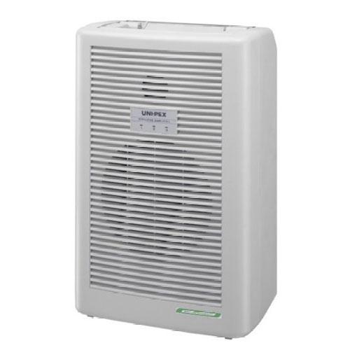 ユニペックス ワイヤレスアンプ (300MHz) CD/SDプレーヤー付(ライトグレー)