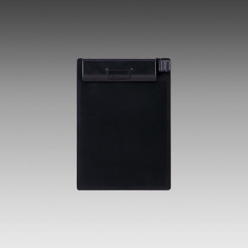 感謝価格 ¥5 000以上送料無料 送料無料お手入れ要らず リヒトラブ ブラック B6判ヨコ型 クリップボード