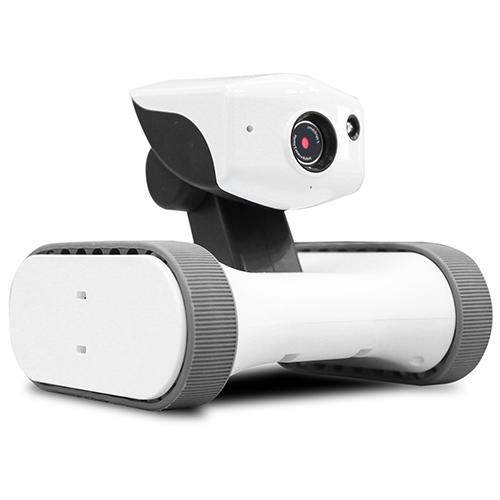 代引不可 サンワサプライ スマートホームロボット appbot RILEY(アボット ライリー)」(ホワイト)