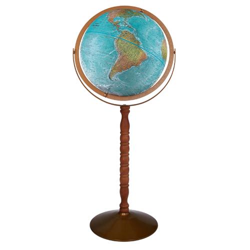 リプルーグル 地球儀 シーフェアラー(英語版)