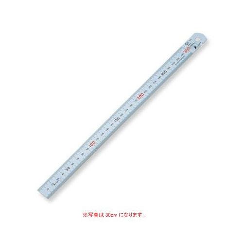 共栄プラスチック シルバーステン直線定規 150cm