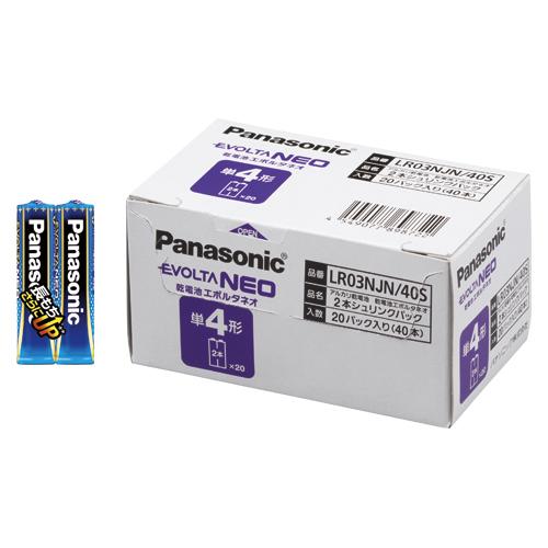 ¥5 000以上送料無料 全商品ポイント2~10倍12日23時59分まで パナソニック 35%OFF オフィス用 'エボルタNEO 気質アップ 乾電池