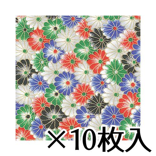 ¥5,000以上送料無料  トーヨー 和紙千代紙(B4) No.13 1セット(10枚入) 36.1X25.7cm/枚