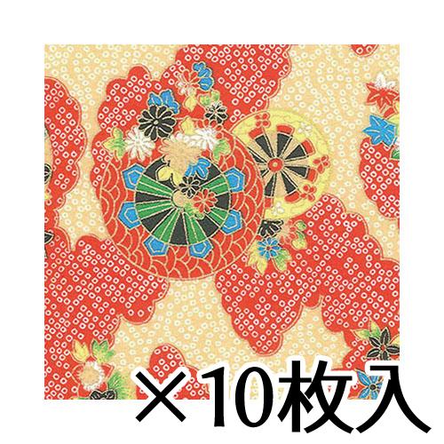 ¥5,000以上送料無料  トーヨー 和紙千代紙(B4) No.60 1セット(10枚入) 36.1X25.7cm/枚