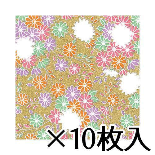 ¥5,000以上送料無料  トーヨー 京千代紙(B4) No.211 1セット(10枚入) 36.1X25.7cm/枚