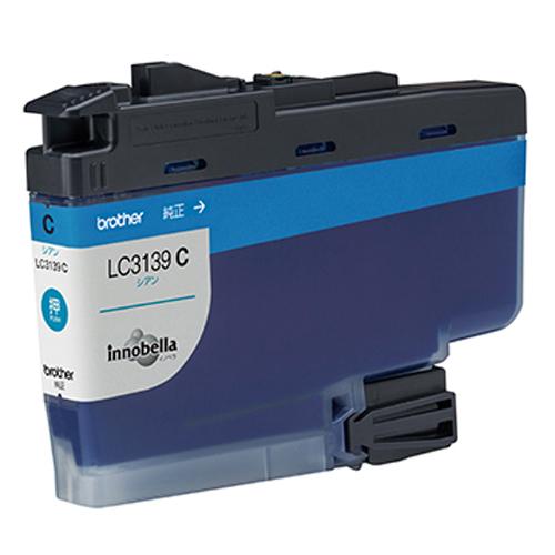 ブラザー インクジェットカートリッジ LC3139C ブラザー用 純正