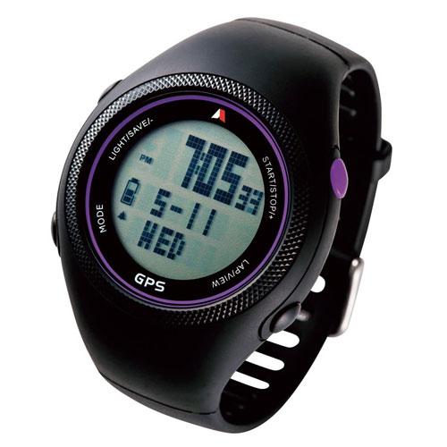 Running GPS Watch【130Y5D】(パープル)