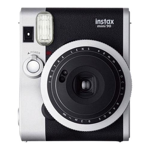 富士フイルム インスタントカメラ ネオクラシック チェキ【137Y1A】(ブラック)