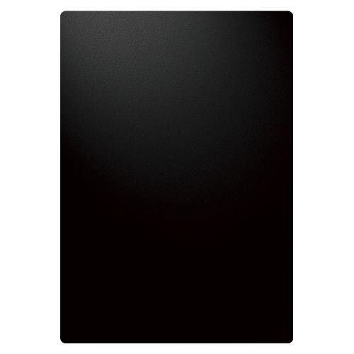 ¥5 000以上送料無料 共栄プラスチック A4判 硬筆用ソフト黒色下敷 ブラック マート オンラインショップ