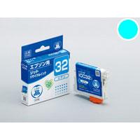 代引不可¥5,000以上送料無料  代引不可 ジット インクジェットカートリッジ JIT E32C (ICC32) エプソン用 リサイクル HWJI754