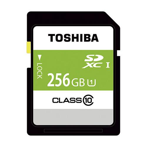 東芝 SDHC/SDHC UHSIカード256クラス10