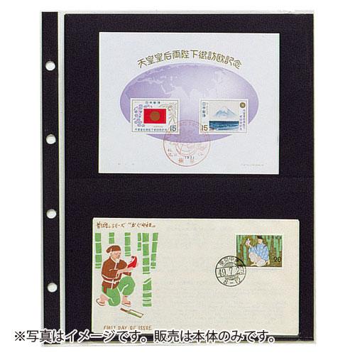¥5 国内在庫 000以上送料無料 実物 テージー コレクションアルバム 黒台紙 スペアポケット 小型シートサイズ