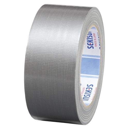 ¥6,000以上送料無料  全商品ポイント3倍開催中/セキスイ カラー布テープ廉価版 No.600Vカラー (銀)