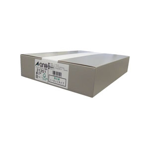 送料無料 エーワン ラベルシール プリンタ兼用 新色追加 正規品送料無料 再生紙 A4 300シート入 1面