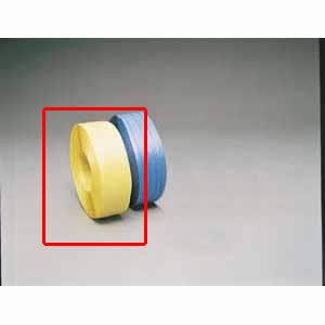 積水樹脂 PPバンドESSタイプストッパー用5巻入(イエロー)