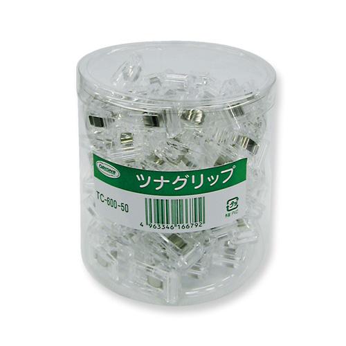 ¥6,000以上送料無料  全商品ポイント3倍20日23時59分まで/共栄プラスチック ツナグリップ 50個入