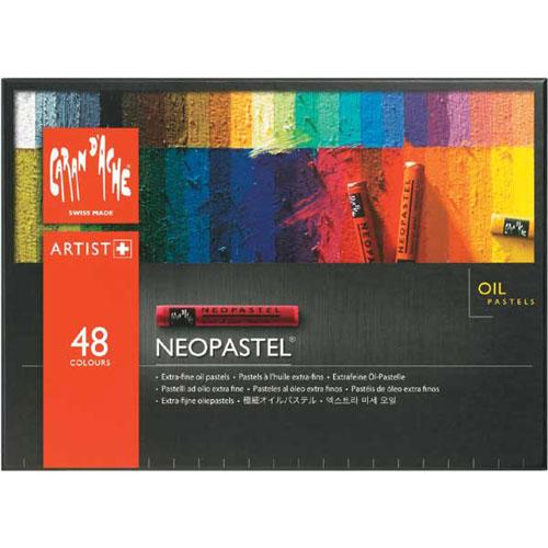 ホルベイン画材 ネオパステル 48色セット