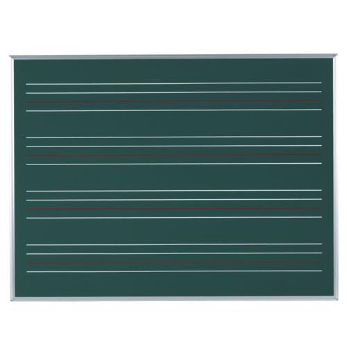 代引不可 馬印 メーカー直送品 スチールグリーン ローマ字黒板
