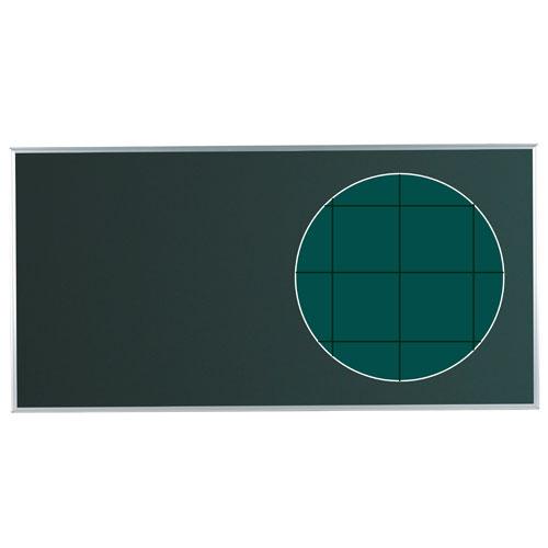 代引不可 馬印 メーカー直送品 マジシリーズ 壁掛 スチール 暗線入黒板