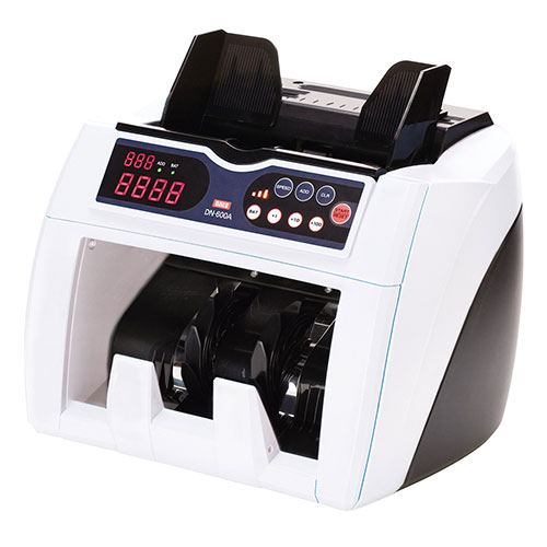 全商品ポイント3倍WEEK 4日20時より/ダイト 紙幣計数機DN-600A(ホワイト)