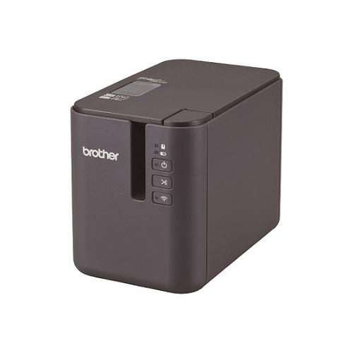 ブラザー ラミネートラベルプリンター ピータッチPT-P950NW(ブラック)
