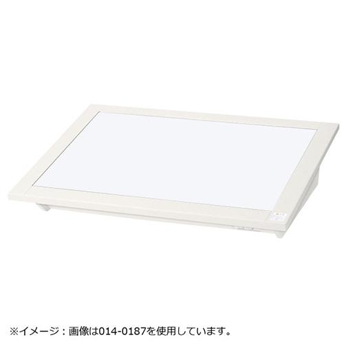 代引不可 ウチダ 法人限定品 トレース台  卓上タイプ  A1型 調光式 LEDタイプ 照度:約4500ルクス