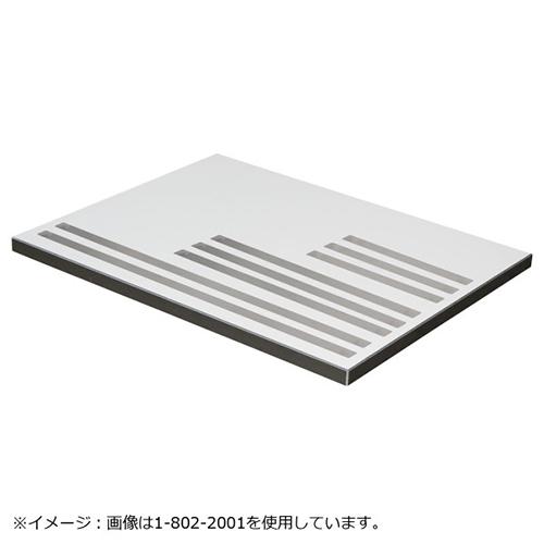 代引不可 ウチダ 法人限定品 製図板 マグネット A0判 900X1200X130mm、プレート8枚付