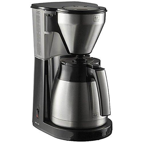 送料無料 メリタ 敬老の日 コーヒーメーカー ステンレス製保温 LKT-1001 B ワンタッチオープン イージートップ お見舞い 優先配送