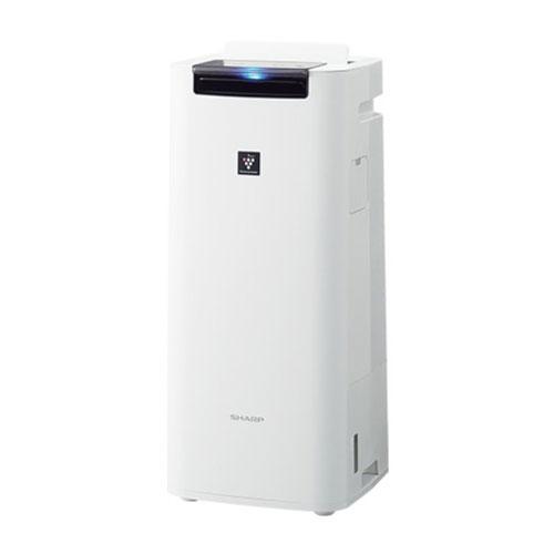 代引不可 シャープ 加湿空気清浄機 高濃度プラズマクラスター25000 KI-HS40-W 母の日 花粉症 黄砂対策(ホワイト)