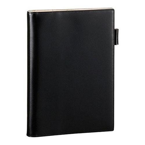 レイメイ藤井 ダ・ヴィンチグランデ システム手帳 スリムサイズ A5サイズ JDA3017B(ブラック)