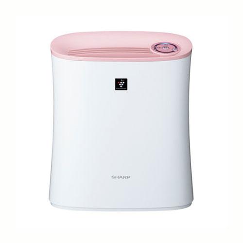 代引不可 シャープ 空気清浄機 ピンク系 FU-H30-P 高濃度プラズマクラスター7000搭載 母の日 花粉症 黄砂対策(ピンク)