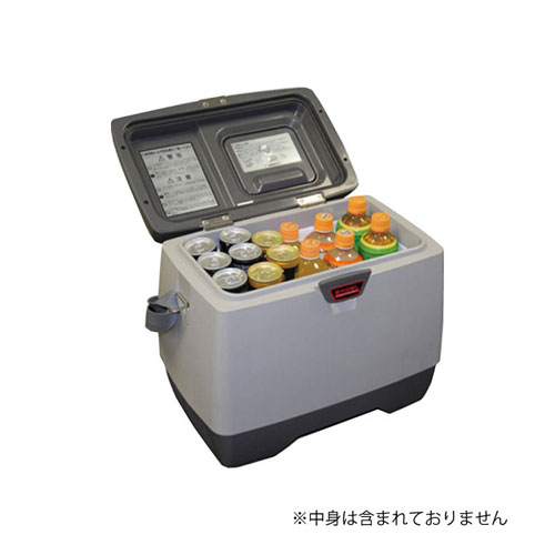 全商品ポイント3倍WEEK 4日20時より/代引不可 レックス 法人限定 冷凍冷蔵庫ポータブルS(14L)温蔵付【MHD14F】 ST-31582