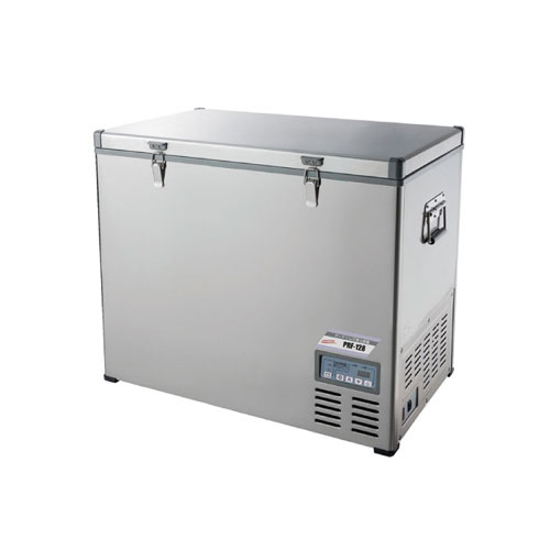 代引不可 レックス 法人限定 ポータブル冷凍冷蔵庫【PRF-128】 ST-36447