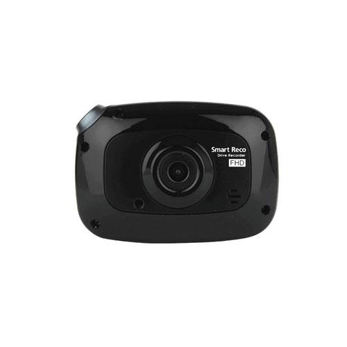 代引不可 レックス 法人限定 スマートレコ本体GPSモジュール後方カメラセットブラック【WHSR-510-BK】 ST-34384