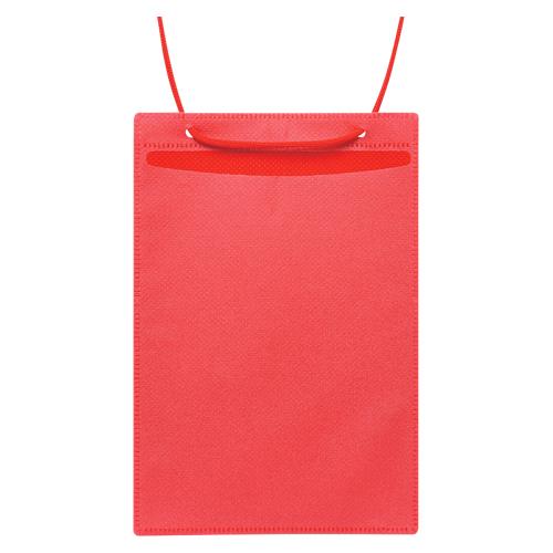 ¥6 000以上送料無料 ソニック カラーイベント吊り下げ名札 VN-8539-R 豪華な 送料込 赤 50枚入 ハガキ用