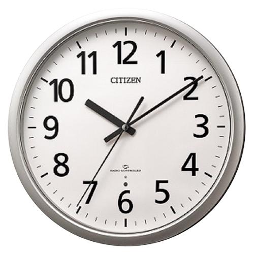 リズム時計 掛時計 4MY853-019
