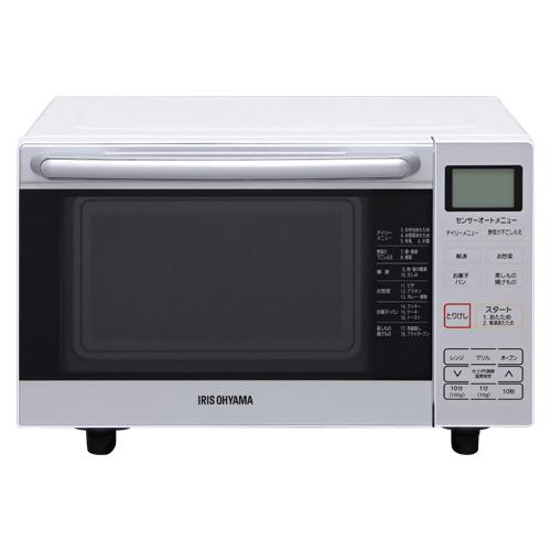 アイリスオーヤマ オーブンレンジ MO-F1801
