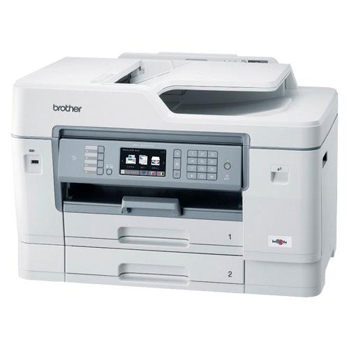 ブラザー PRIVIO「プリビオ」 インクジェット複合機 大容量インク FIRST TANK MFC-J6997CDW