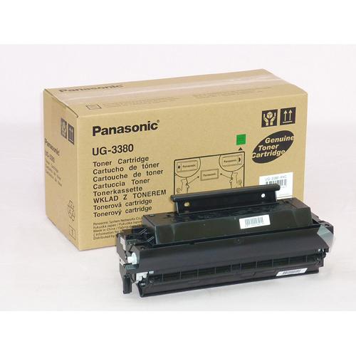 パナソニック UG-3380(DE-3380タイプ)輸入品(ブラック)